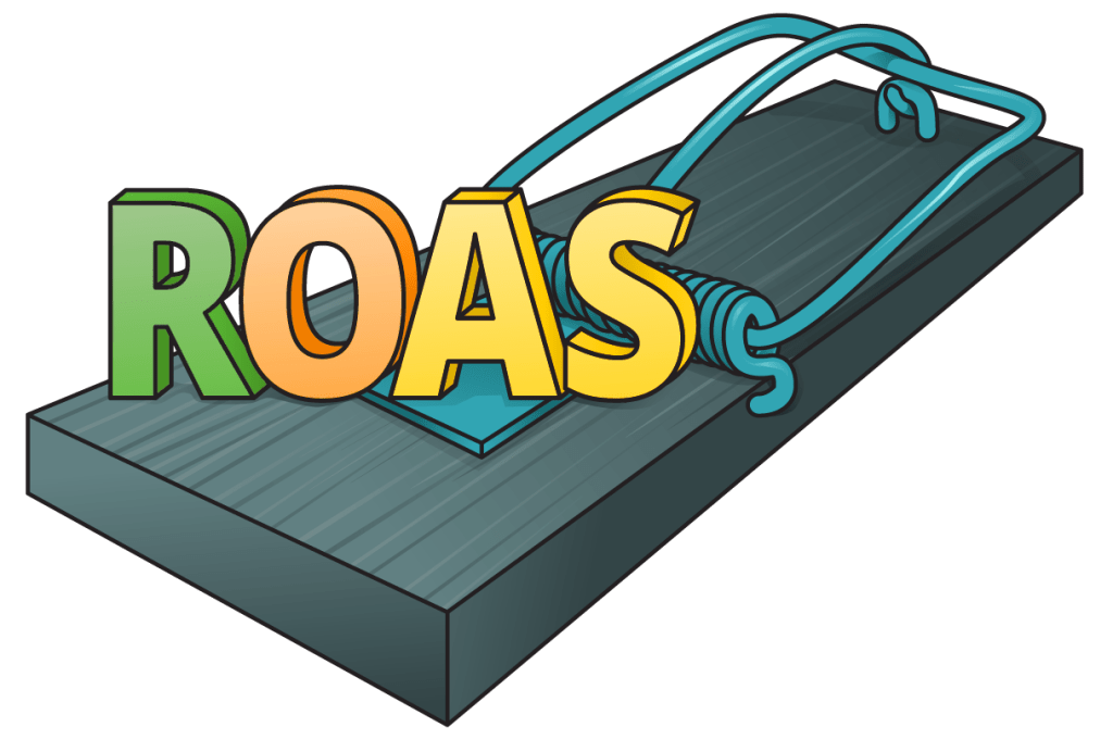 Remarketing ROAS is a trap