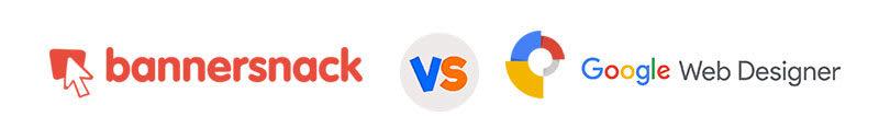 Bannersnack vs. Google Web designer