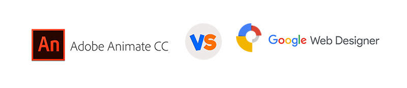 Google Web Designer vs Animate CC 2